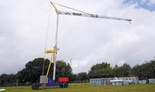 Montarent makes Potain mobile - Cranes Today