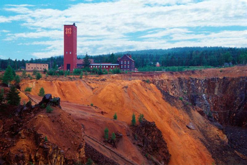 Sweden mining