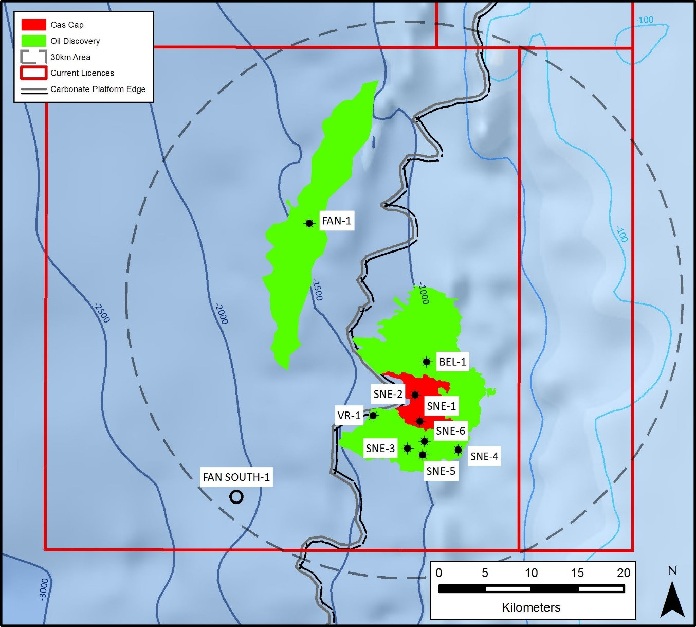 Cairn Energy completes SNE-6 appraisal well drilling offshore Senegal