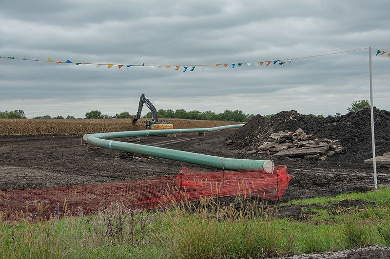 Judge: Redo part of analysis for Dakota Access pipeline
