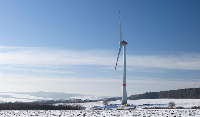 wind turbines company