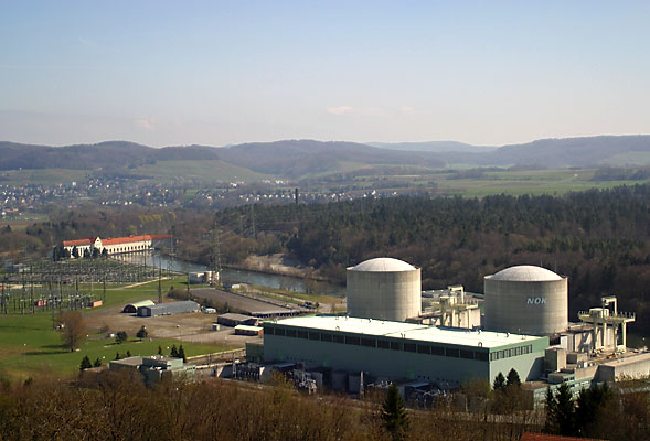Swiss vote to withdraw country from use of nuclear power