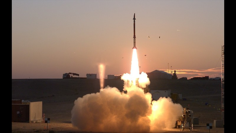 Israel's David's Sling Missile-defense System To Be Operational Soon