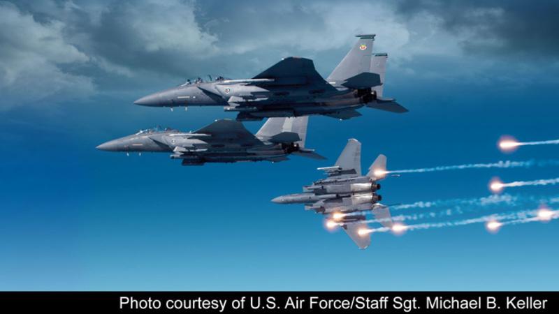 """نظام """"إيباوس – EPAWSS"""" للمقاتلة F-15 يجتاز مرحلة المراجعة الكاملة F-15_CDR"""