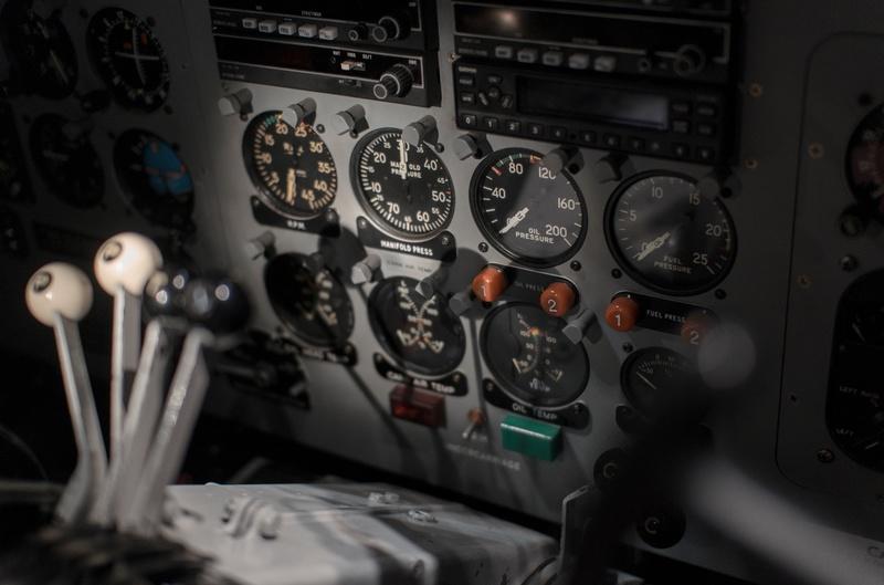 cockpit dashboard