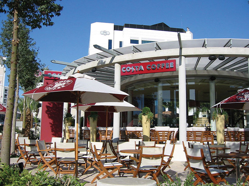Costa Coffee chain