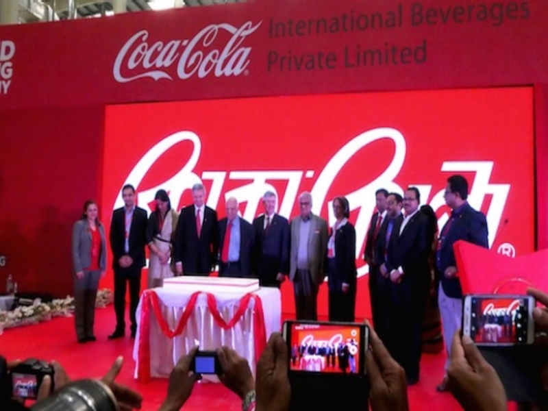 "coca cola in bangladesh In partnership with concern universal, coca-cola recently launched ""women business centres"" in bangladesh as part of its global 5by20 initiative to enable the economic empowerment of 5."