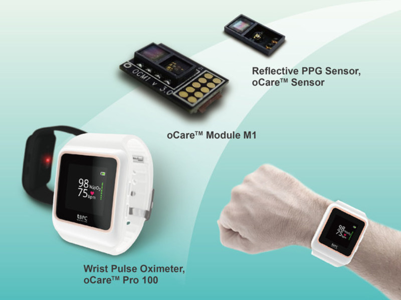 medical devices the oximeter A pulse oximeter is a handy medical device that uses two frequencies of light –  red and infrared – to determine the percentage of hemoglobin in.