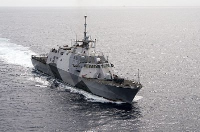 US Navy overhauls troubled littoral combat ship program