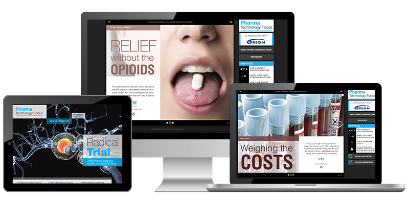Pharma Technology Focus