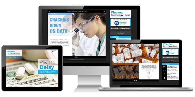 Pharma Tech Focus January 2017