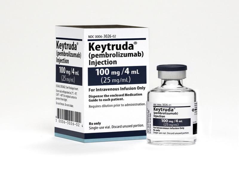 Merck agrees to resolve Keytruda patent infringement litigation - Pharmaceutical ...
