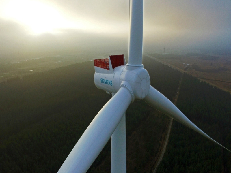 Siemens installs 8MW offshore direct drive wind turbine in Denmark - Power Technology