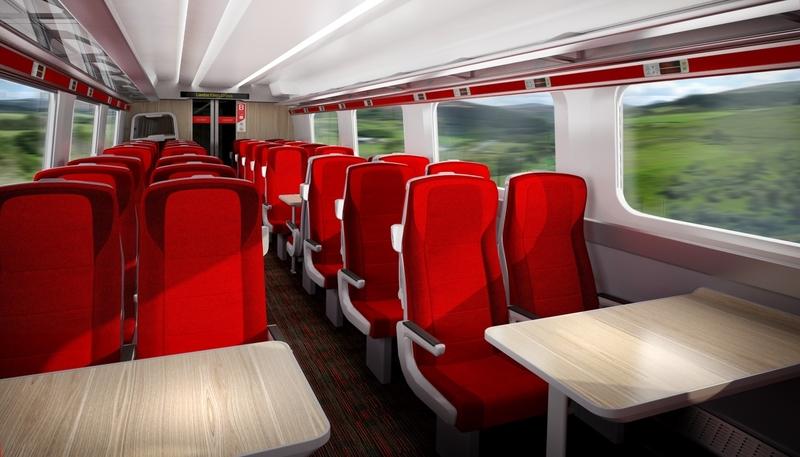 Azuma Virgin Trains