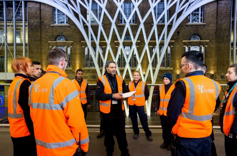 station rail UK