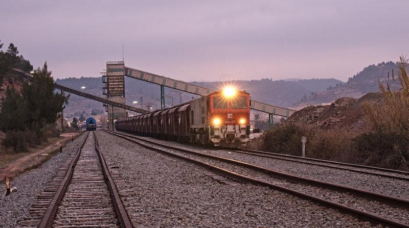 freight China