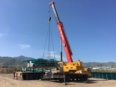 Addis Ababa-Djibouti railway project gets machinery support from Sany ...