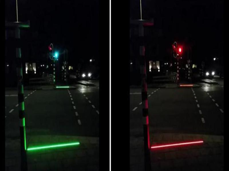 Netherlands Deploys New Pavement Lights To Enable