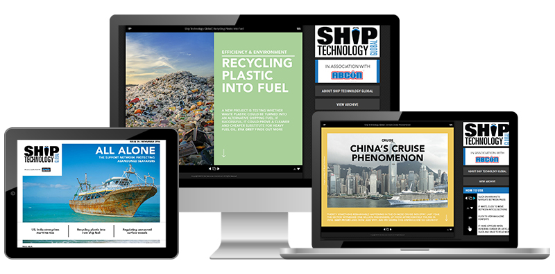 Ship Technology Global November 2016