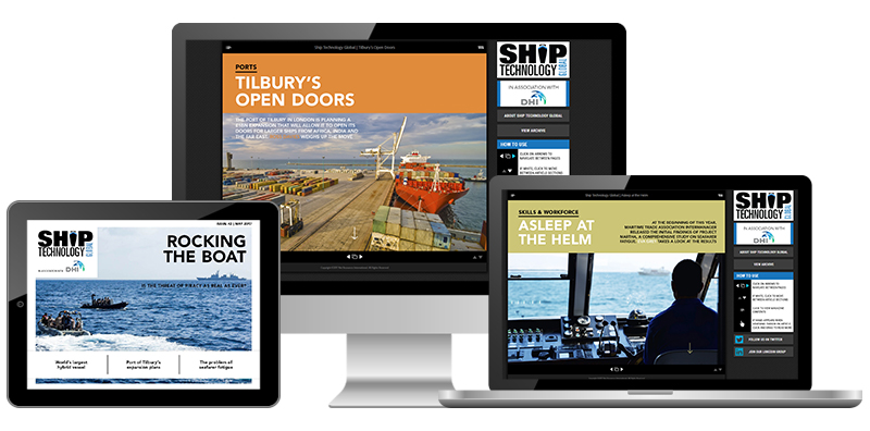 Ship Tech Global May 2017
