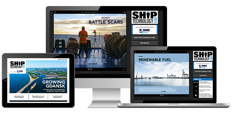 Ship Technology Global July 2017