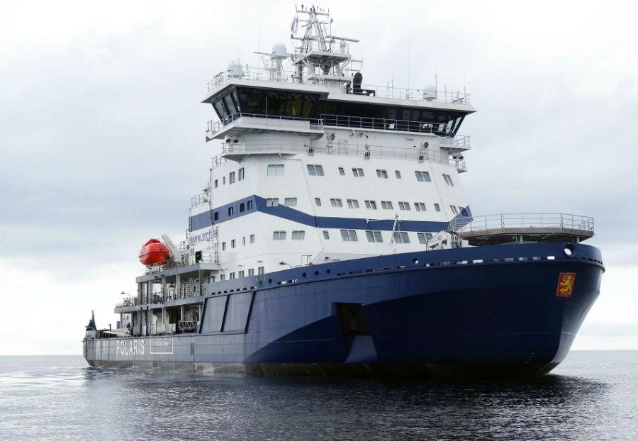 Polaris icebreaker