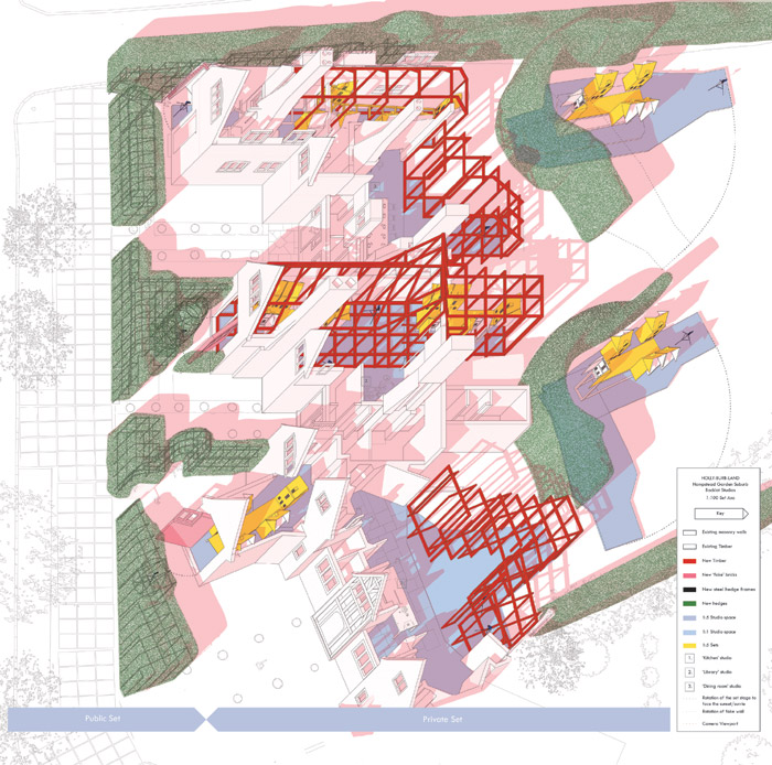 Blueprints pick of 2016 graduates designcurial so successful has hampstead garden suburb been in defying change over time that it has perhaps become what it was always destined to be a television and malvernweather Choice Image