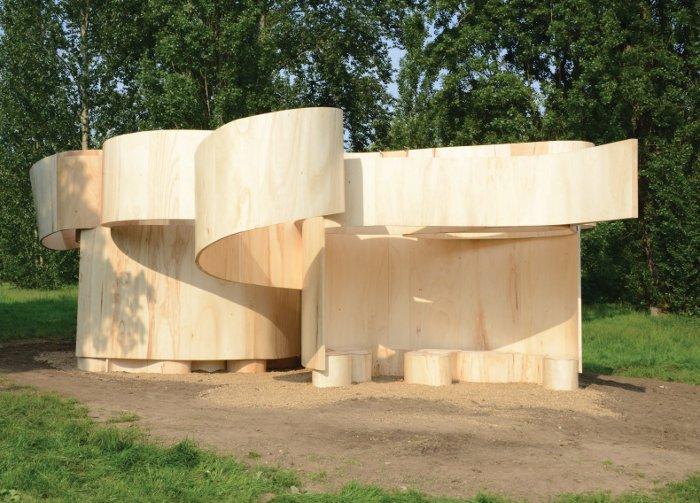 Barkow Leibinger Pavilion