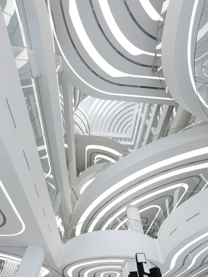 Galleria Department Store in Cheonan, South Korea. Photo: Christian Richters