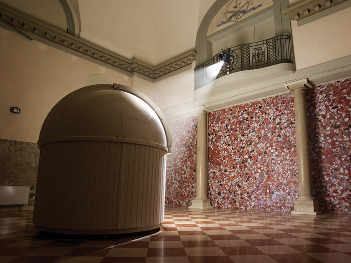 Views of the Installation for Wales at the Venice Biennale 2013. Image Credit: Courtesy The Artist and Limoncello, London