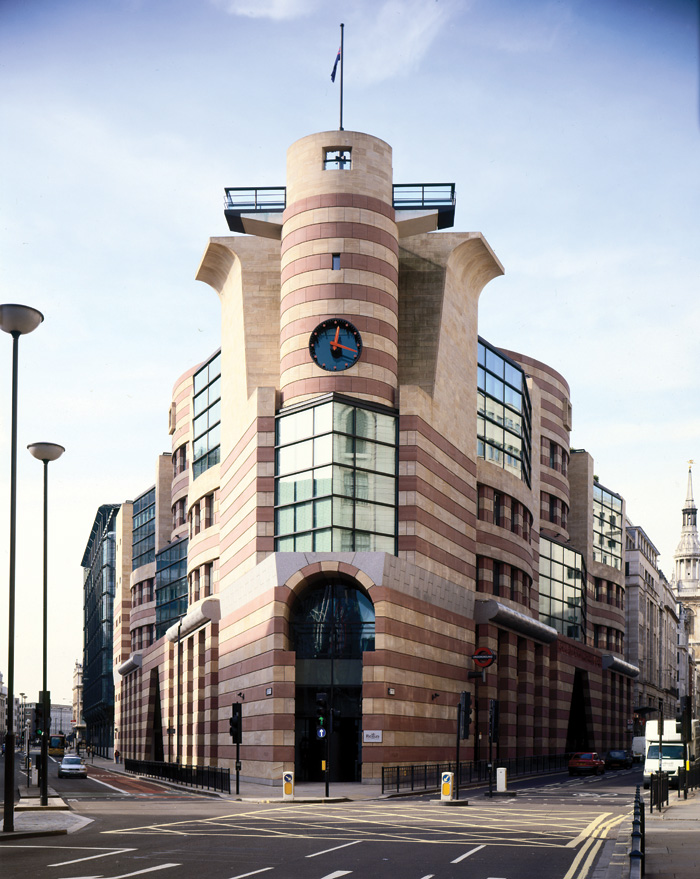 Now listed, One Poultry marks the final triumph of high postmodernism