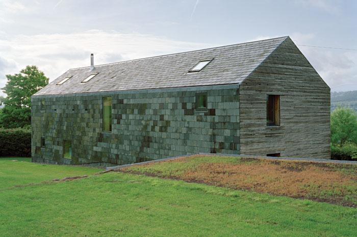FeildenFowles Ty Pren house in wales (2012)