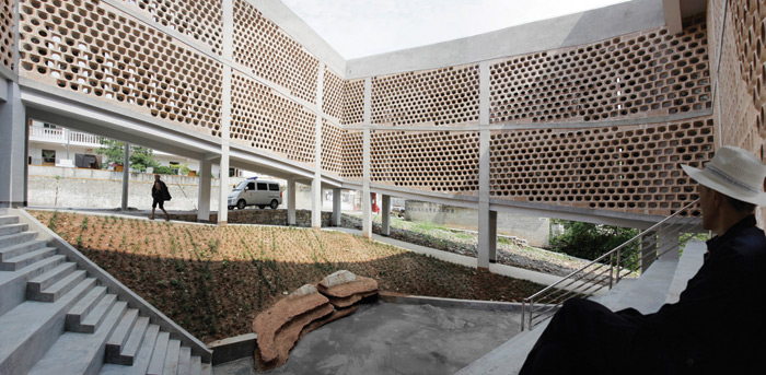 Rural Urban Framework's ambitious plan for Angdong Hospital won it the RIBA's International Emerging Architect Prize