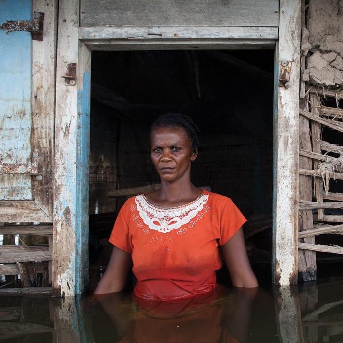 Adlene Pierre: Savanne Desolée, Gonaïves, Haiti (September 2008)