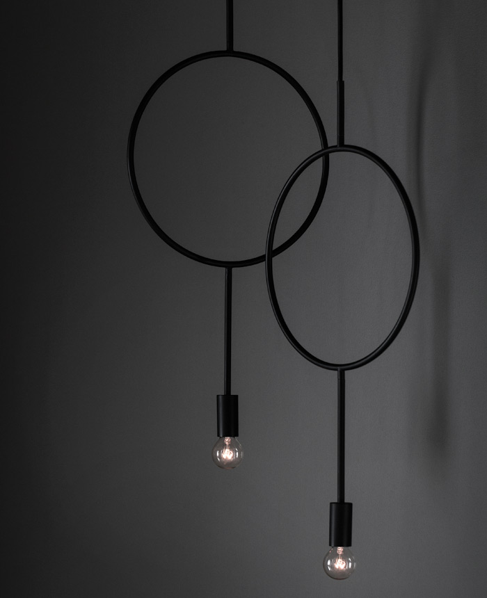 Circle designed by Hannakaisa Pekkala for Northern Lighting