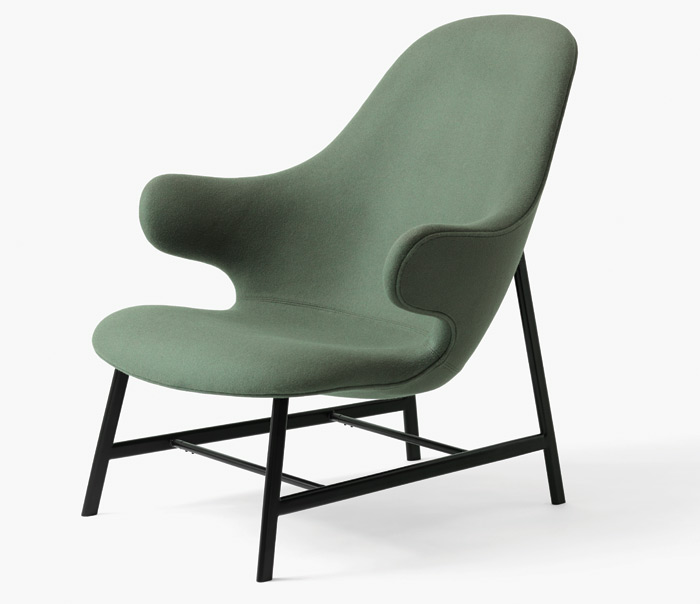 Catch Lounge chair designed by Jaime Hayon for & tradition