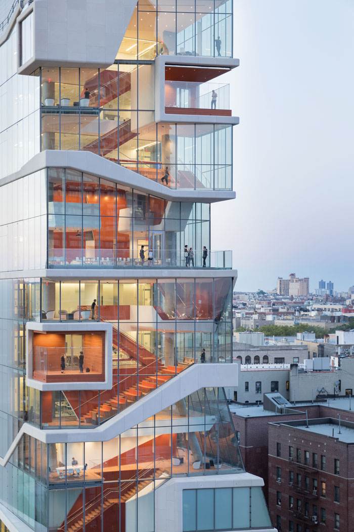 Vagelos Education Center, Columbia University by Diller