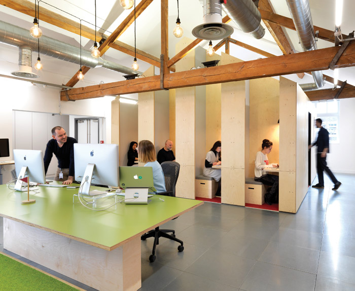 Airbnb London Office, London, UK