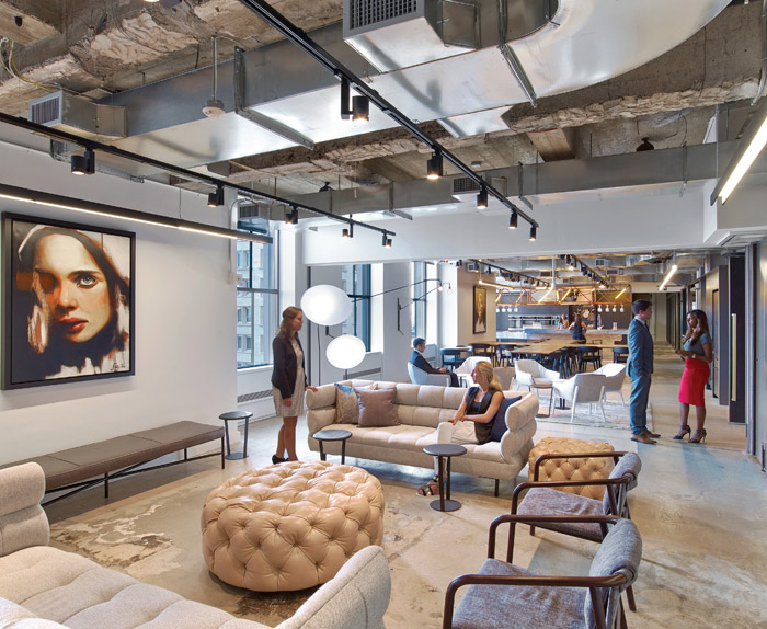 WME/IMG offices, New York, USA