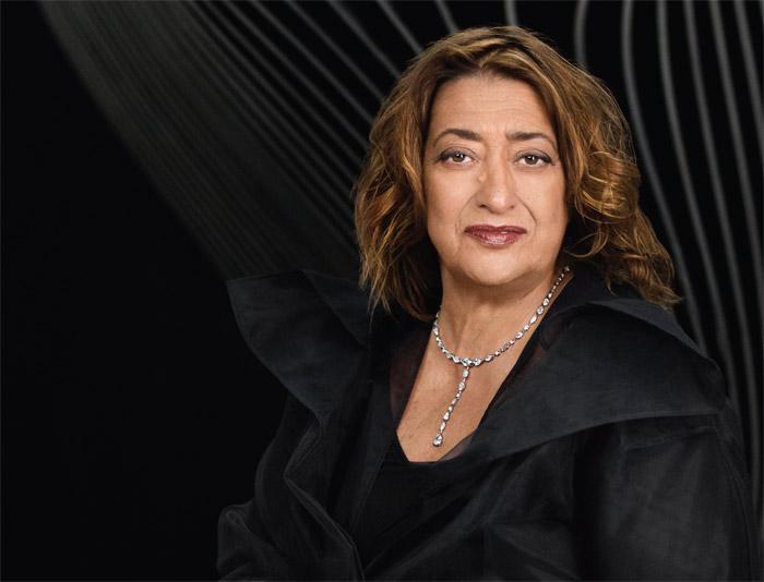 Zaha Hadid (1950 – 2016)