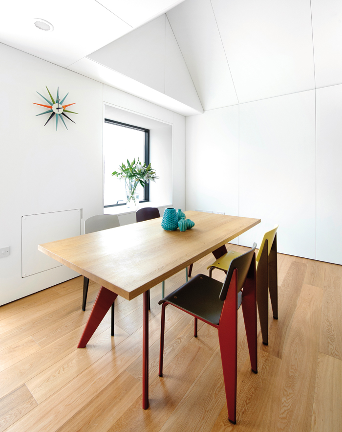With generous windows and ceiling heights, Urban Splash claims the homes are 25 per cent bigger than an average new build
