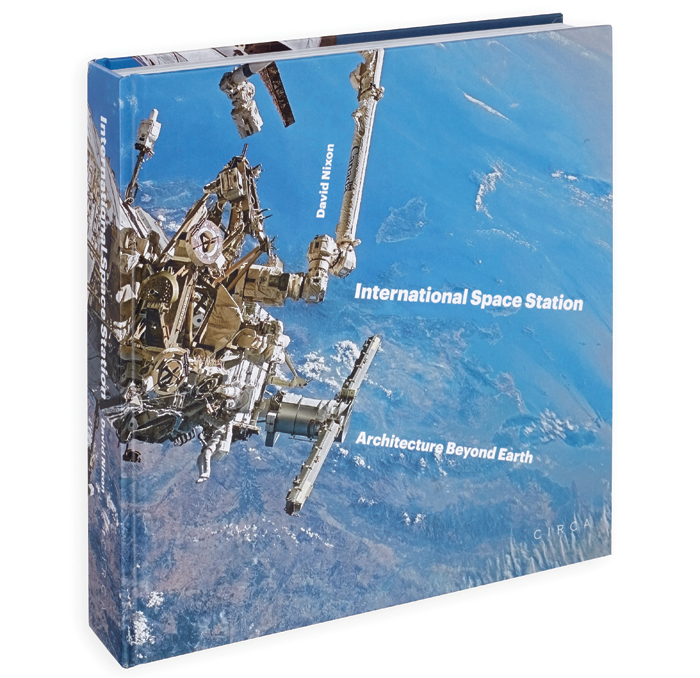 International Space Station Architecture Beyond Earth book cover