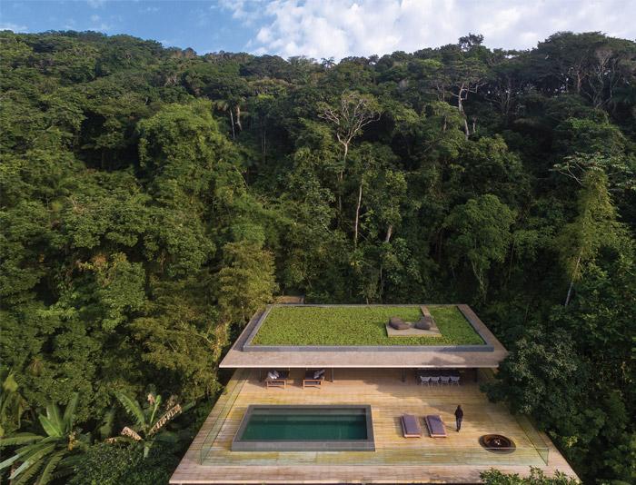 Jungle House, São Paulo, Brazil