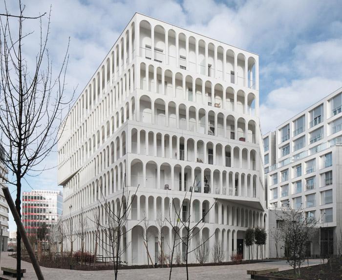 Arches Boulogne
