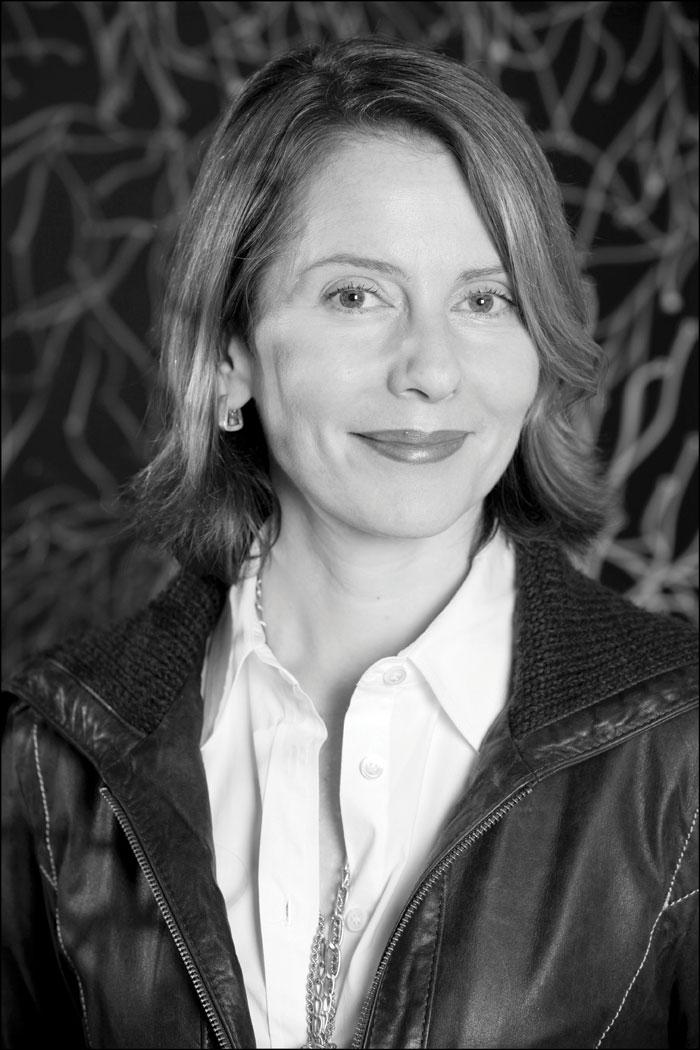 Paola Antonelli. Photo: Courtesy Paola Antonelli