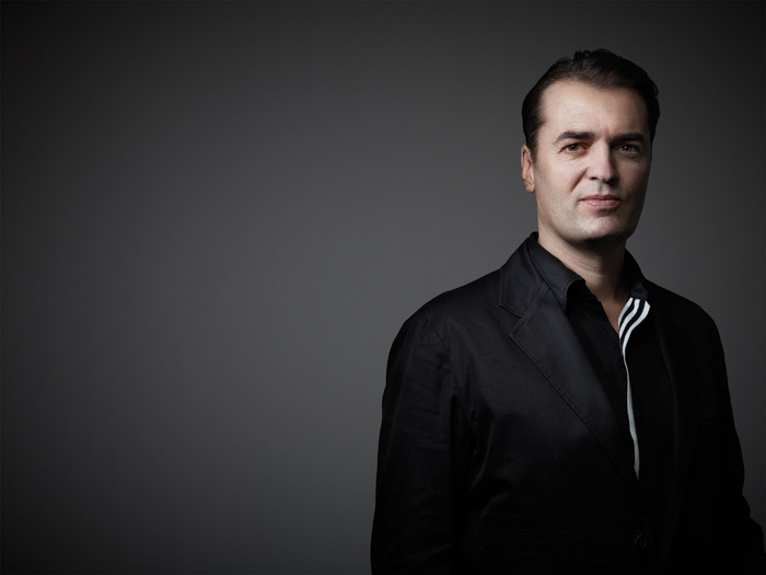 Patrik Schumacher, director at ZHA Photo: Zaha hadid architects