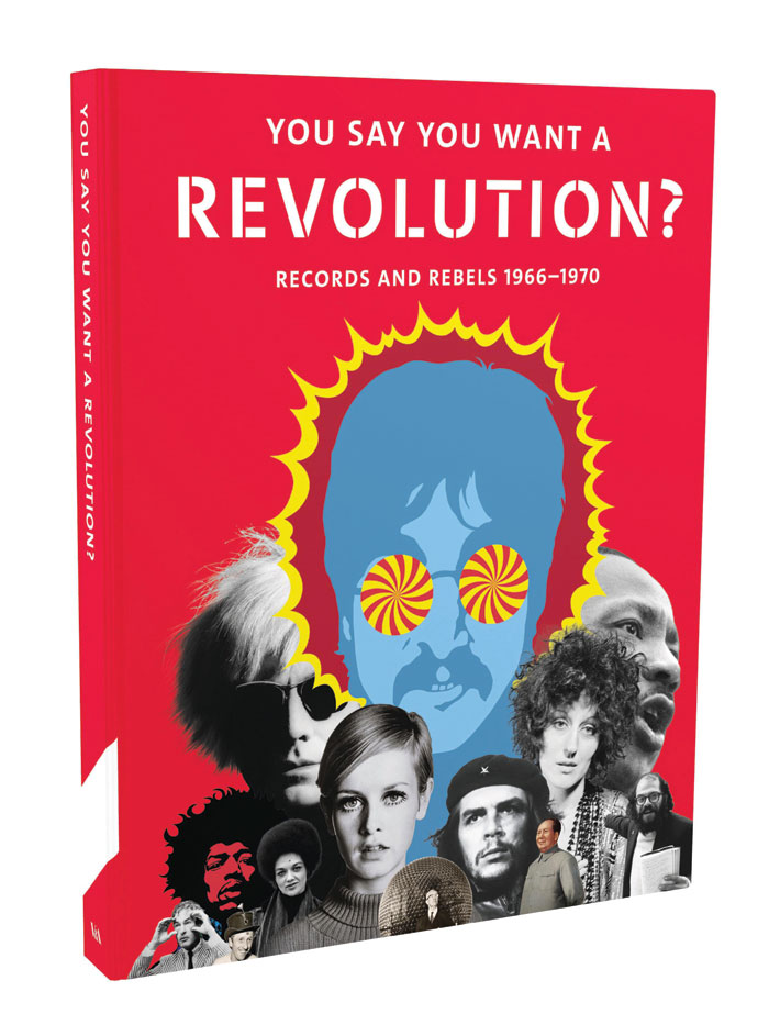 You Say You Want a Revolution, the book