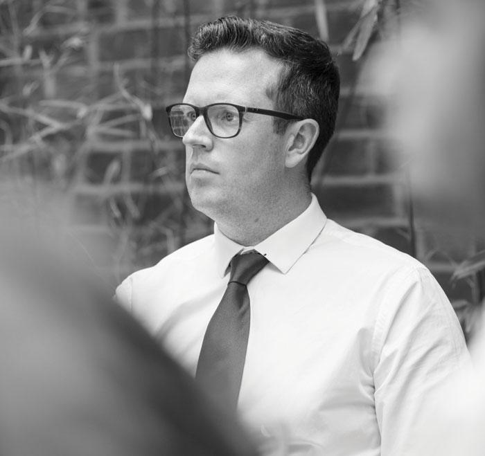 James Silver Director, Landid