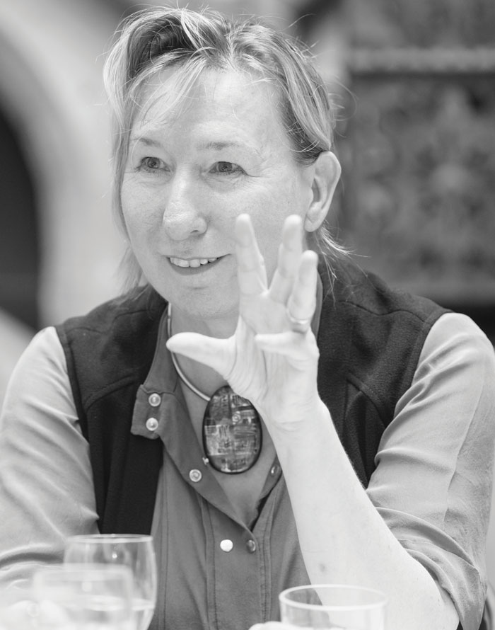 Theresa Dowling Chair and FX editor