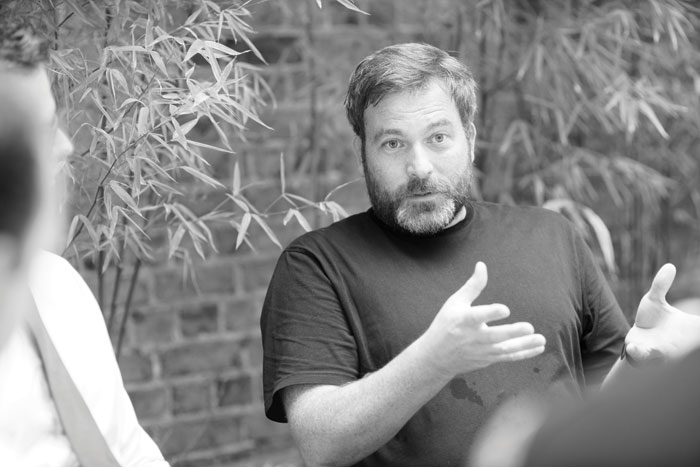 John Regan Creative director, FITCH